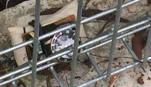 Bom Palsu Ditemui Di Hospital Rehabilitasi Cheras