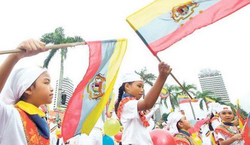 100,000 Bendera Wilayah Persekutuan Diedar Percuma