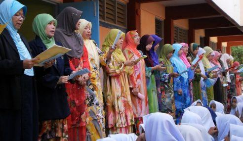 JPN Sabah Fokus Kepada Intergriti Guru Tahun Ini