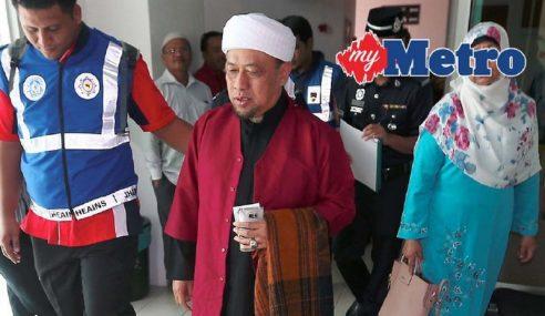 Penceramah Bebas Didenda RM900 Kes Ajar Tanpa Tauliah