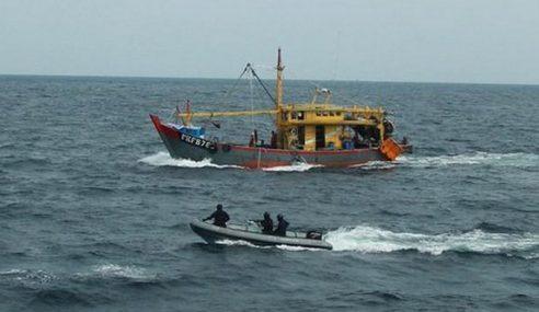 Kerjasama LKIM, TLDM Bantu Keselamatan Nelayan