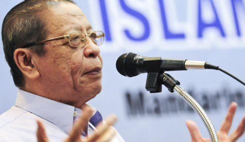 Negara Islam Zalim Dan Rasuah – Lim Kit Siang