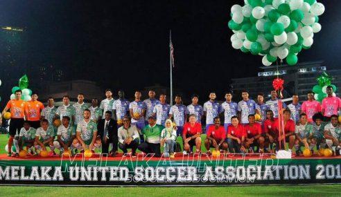 Persiapan Melaka United Pada Tahap 99%