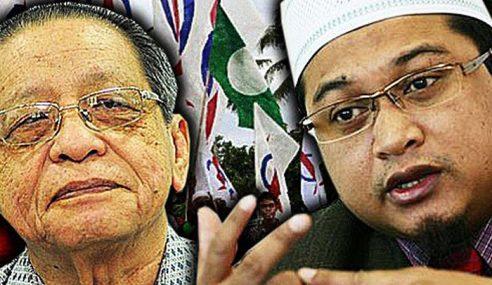 """""""DAP Nak Try… Silakan!"""" Kata Nasrudin Hassan"""