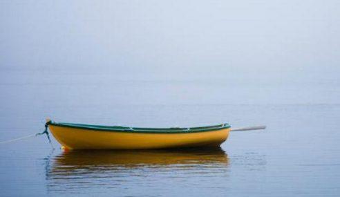 Mayat Lelaki Jatuh Perahu Di Sungai Ditemukan