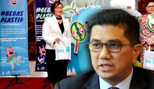 Isu Beg Plastik: Elizabeth Wong Jadi Kambing Hitam Azmin?