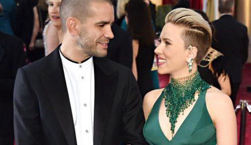 Scarlett Johannson Bercerai Lepas 2 Tahun Kahwin
