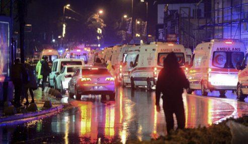 Malaysia Kutuk Serangan Pengganas Di Istanbul
