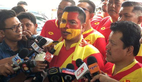 Jamal Tawar Diri Terajui FAS, Janji Selangor Setanding JDT