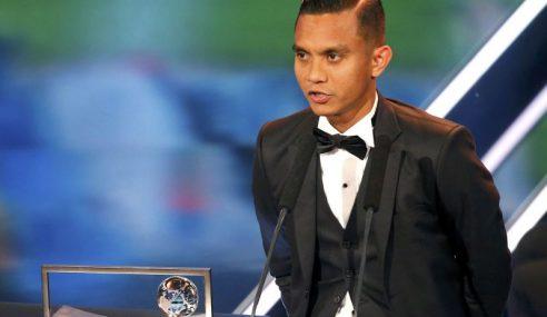 FIFA Puskas: Kedah Nak Raikan Kejayaan Faiz Subri