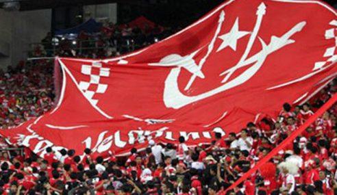 Go TRW Go: Merah Putih Tetap Berjuang