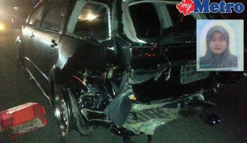 Pemandu Teksi Limo Maut, Penumpang Cedera Parah