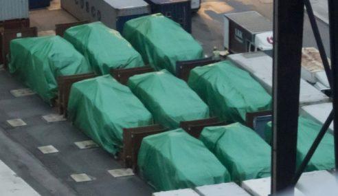 Hong Kong Pulangkan Kereta Perisai Singapura