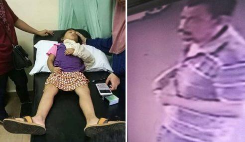 Video: Budak Dilanggar Myvi Ketika Di Stesen Minyak