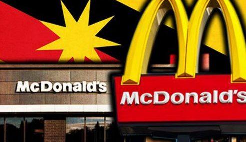 Status Halal McDonald's Sarawak Bakal Terjejas