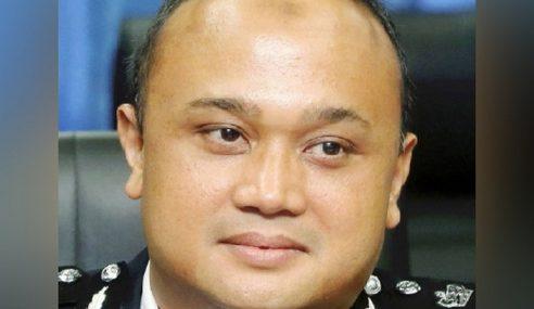 Lelaki Serang, Tikam Polis Ditahan