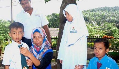 Budak Melayu Murid Tunggal Tahun 1 Di Sekolah Tamil