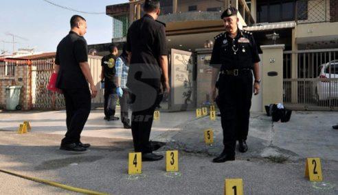 Anggota Polis Maut Terkena Tembakan Sendiri