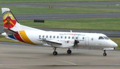 Air Timor Dulu Untung Kini Muflis Akibat Sriwijaya Air