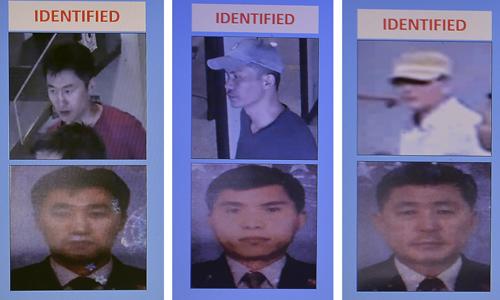 Kes Pembunuhan Kim Jong-nam, Polis Buru 7 Suspek