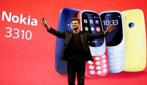Nokia Lancar Telefon Pintar Terbaru