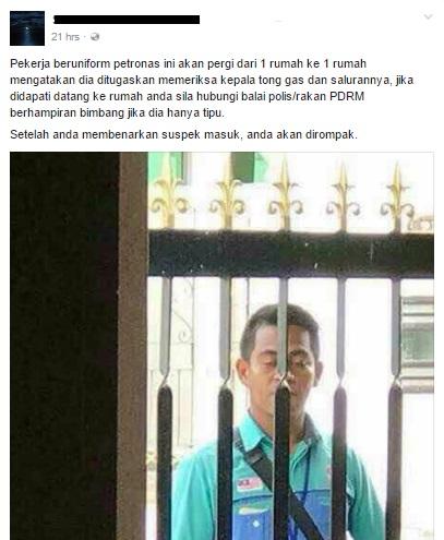 """""""Saya Bukan Perompak"""" - Lelaki Cari Rezeki Difitnah"""