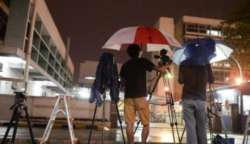 HKL Sediakan Khemah Untuk Petugas Media