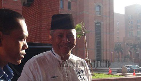 Kronologi Annuar Musa Disiasat SPRM Isu Tajaan TRW