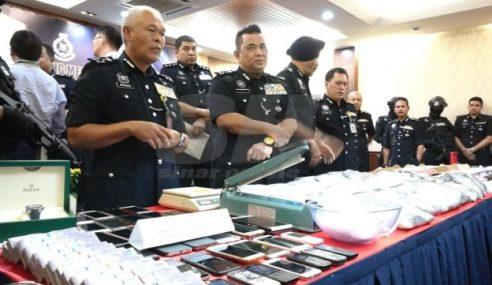 Datuk Seri Antara 114 Individu Ditahan Bawah Sosma