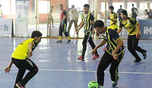 Gelanggang Futsal Secara Percuma Di W.Persekutuan