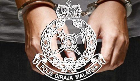 Lelaki Ditahan Kes Hina Terhadap Sultan Johor