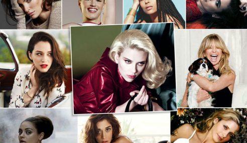 10 Aktres Yahudi Tercantik Di Hollywood