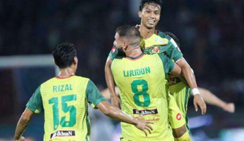 Kedah Rampas Kedudukan Teratas Liga Super