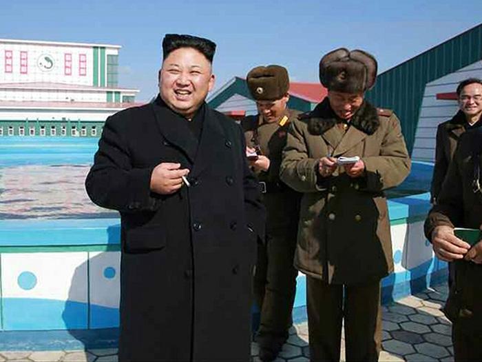 Kim Jong-un Senyum Ketawa Tahu Abangnya Mati?