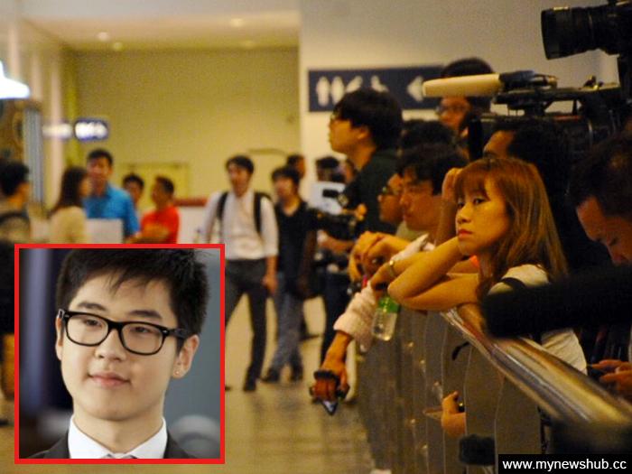 Kes Jong-nam: Wakil Media Berkumpul Di Klia2