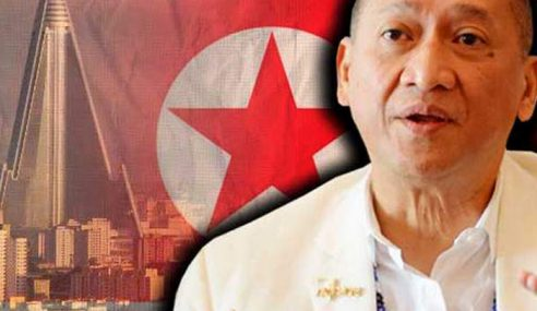 Rakyat Malaysia Usah Mimpi Melancong Ke Korea Utara
