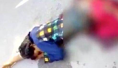 Video: Mangsa Langgar Lari Dibiar Mati…