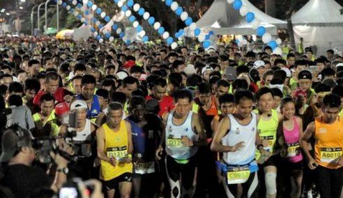 Separuh Maraton Antarabangsa Kelantan 22 April Ini