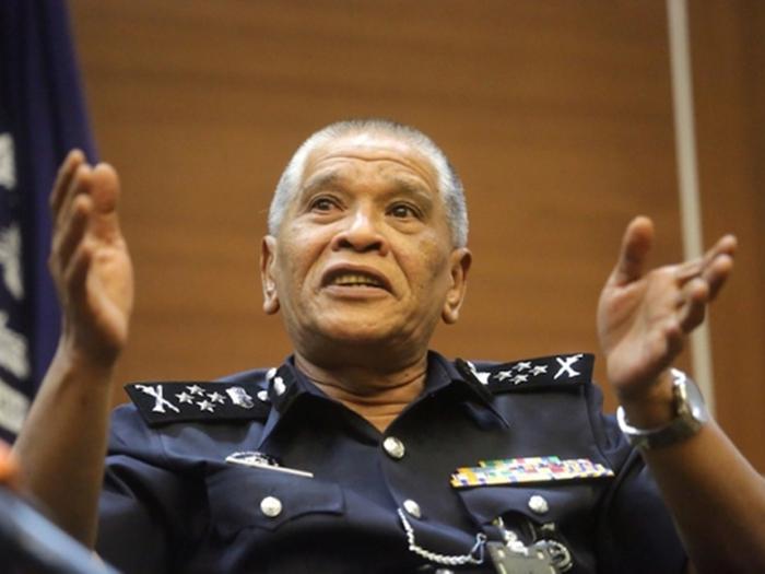 Timbalan Ketua Polis Negara, Tan Sri Noor Rashid Ibrahim
