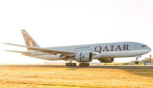 Syarikat Penerbangan Negara Islam Cipta Rekod Dunia