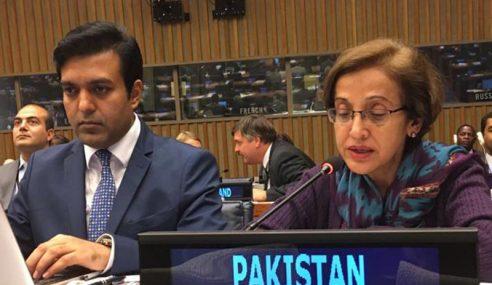 Tehmina Janjua Wanita Pertama Jadi Setiausaha Luar