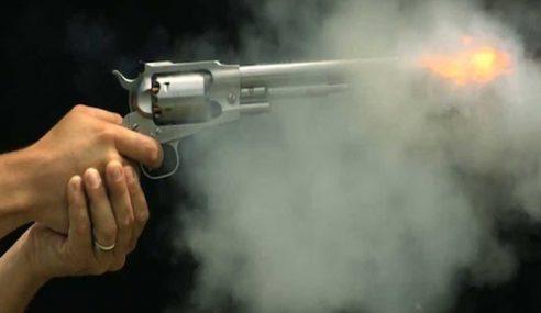 Lelaki Nyaris Maut Ditembak Depan Rumah