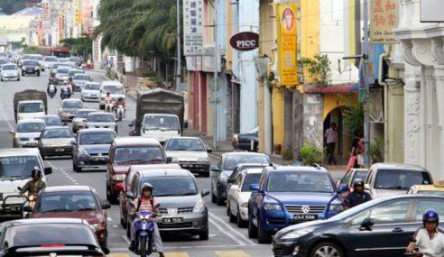 10 Jalan Di Ipoh Ditutup Mulai Esok Sempena Thaipusam