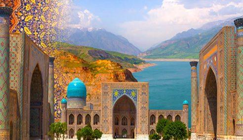 Kembara Ke Uzbekistan 8H6M Serendah RM5,380