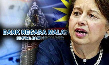 Zeti Digesa Bersumpah Isu RM2.6 Bilion