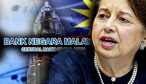 RPK: Zeti Jadi Gabenor BNM Simpan Rahsia Skandal Tun M?