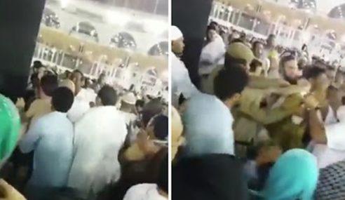 Polis Berjaya Gagalkan Tindakan Bakar Kaabah