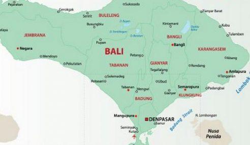 Tanah Runtuh: 7 Terkorban Di Bali Indonesia