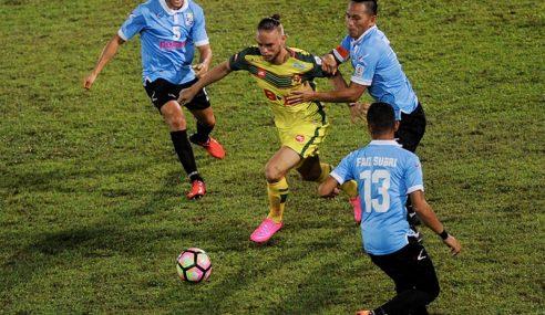 Kemasukan Shafiq Ahmad Ubah Corak Permainan Kedah