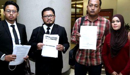 Salah Tangkap Khalwat, Suami Isteri Saman JAWI